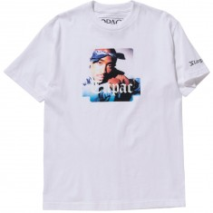 XLarge X 2 Pac OG Box T-Shirt - White