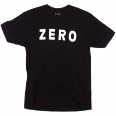 Zero Army T-Shirt - Black