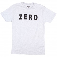 Zero Army T-Shirt - Heather Grey