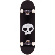 Zero Single Skull Skateboard Complete - 8.0""