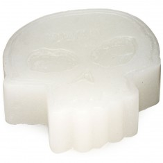 Zero Skateboards Skull Skate Wax - White