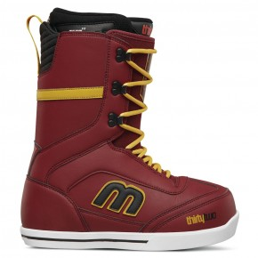 Thirty Two Lo Cut Sexton Snowboard Boots 2018 - Burgundy