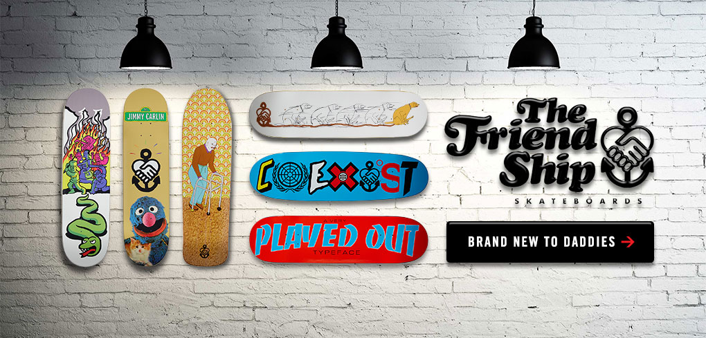 Friendship Skateboards