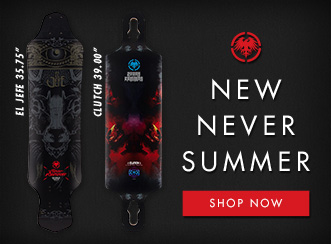 Never Summer Longboards