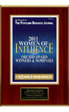 The Portland Business Journal's Women of Influence