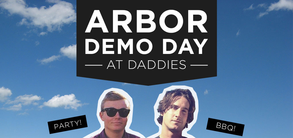 Arbor Demo Day with James Kelly and Liam Morgan