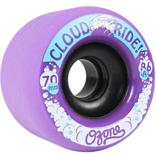 Cloud Ride Ozone Longboard Wheels - 70mm