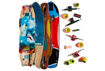 Longboards and More - DaddiesBoardShop com