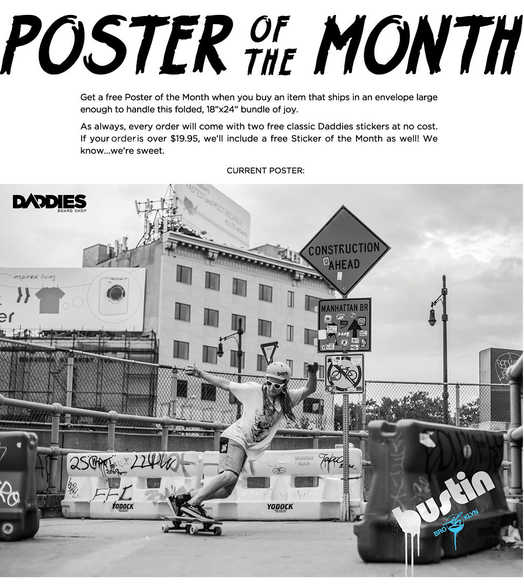 Poster of the Month